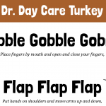 The Dr. Day Care Turkey Dance!