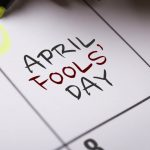 April Fools!  Fun ideas for families