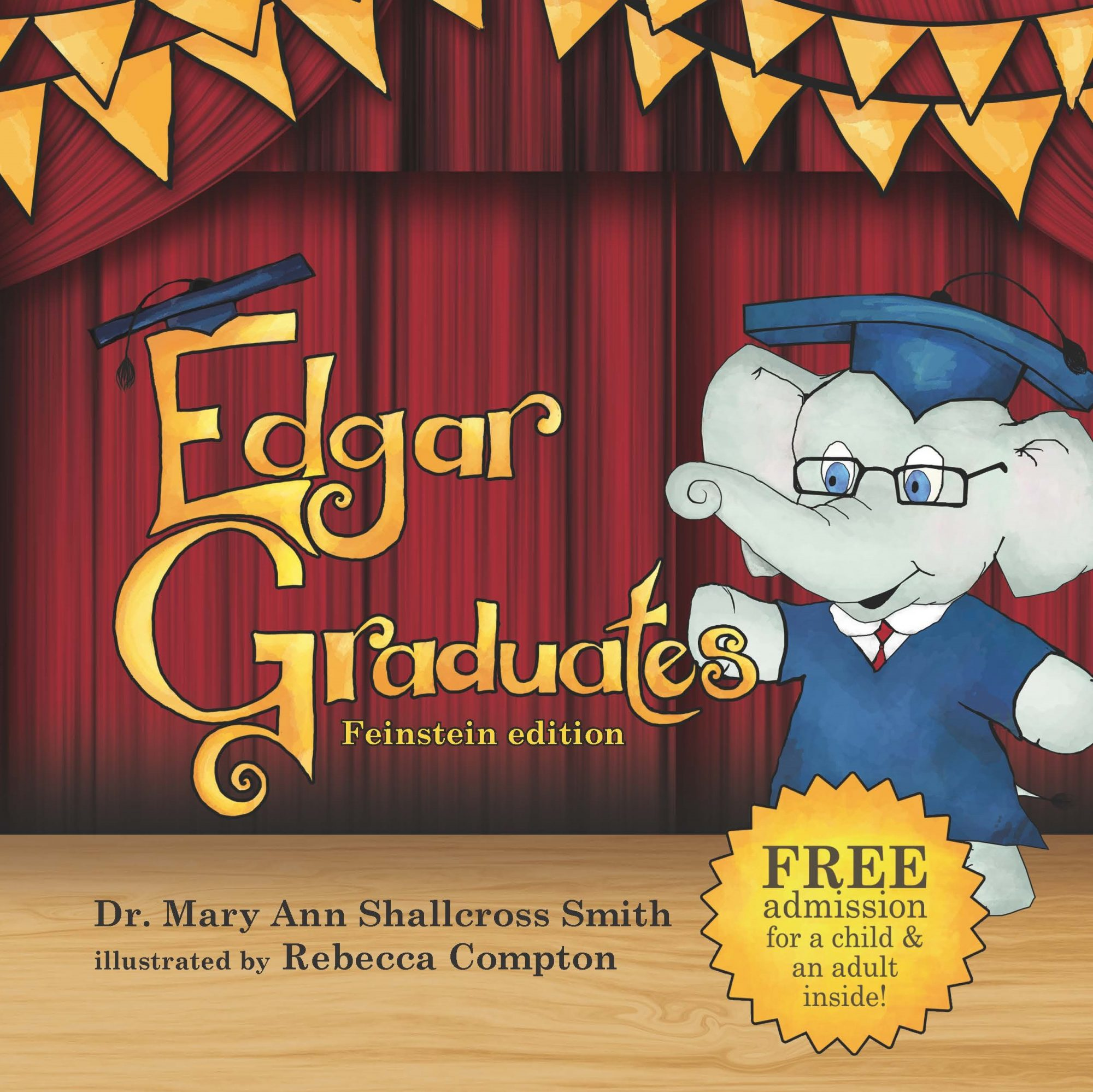 Edgar Graduates book – new Feinstein Edition