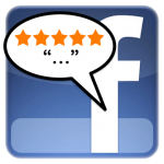 facebook review stars