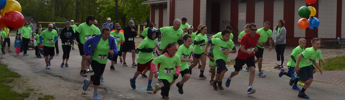Join Kids Klub for a 5K Fun Run and Walk