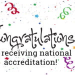 Congratulations DDC Smithfield on earning National Accreditation!