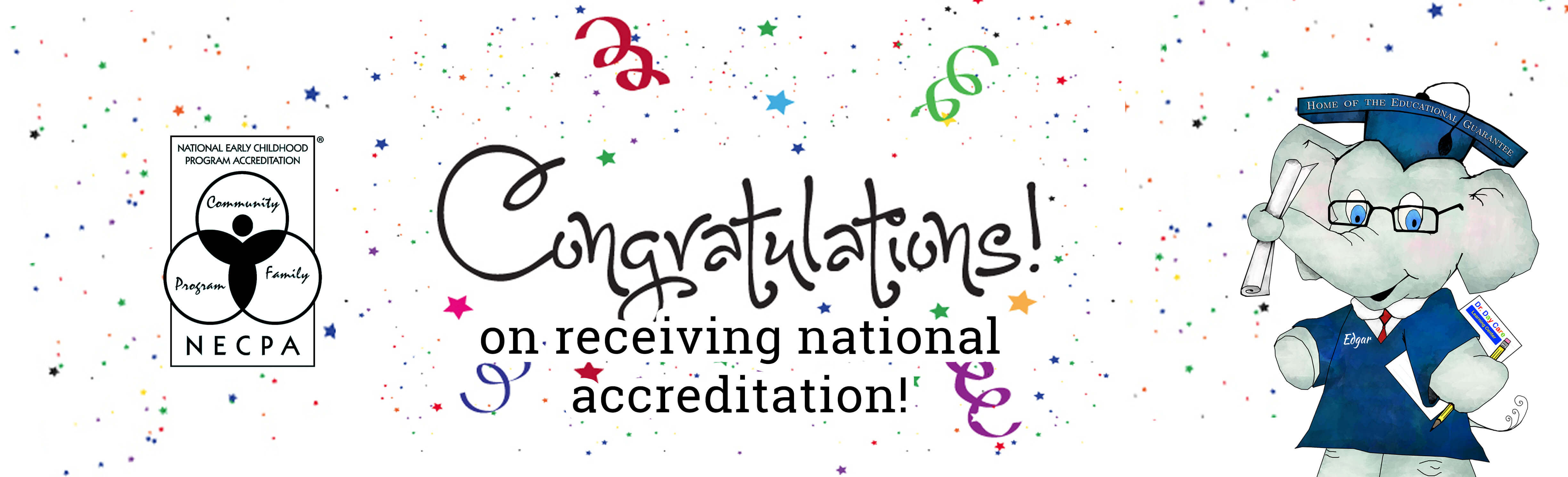 Congratulations DDC North Providence on earning National Accreditation!