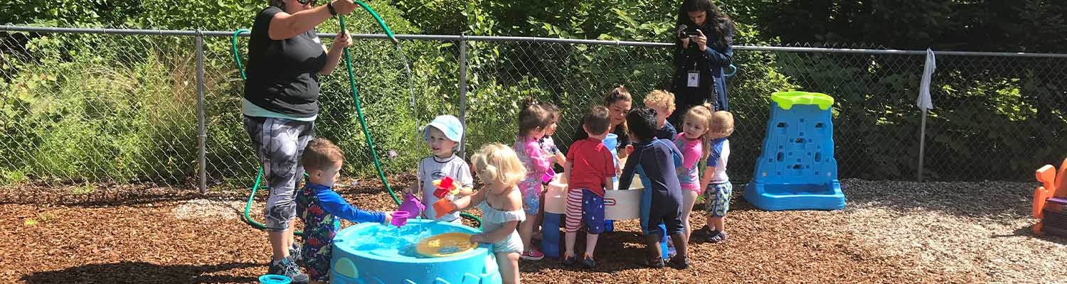 Summer Water Play: Learning and Fun!