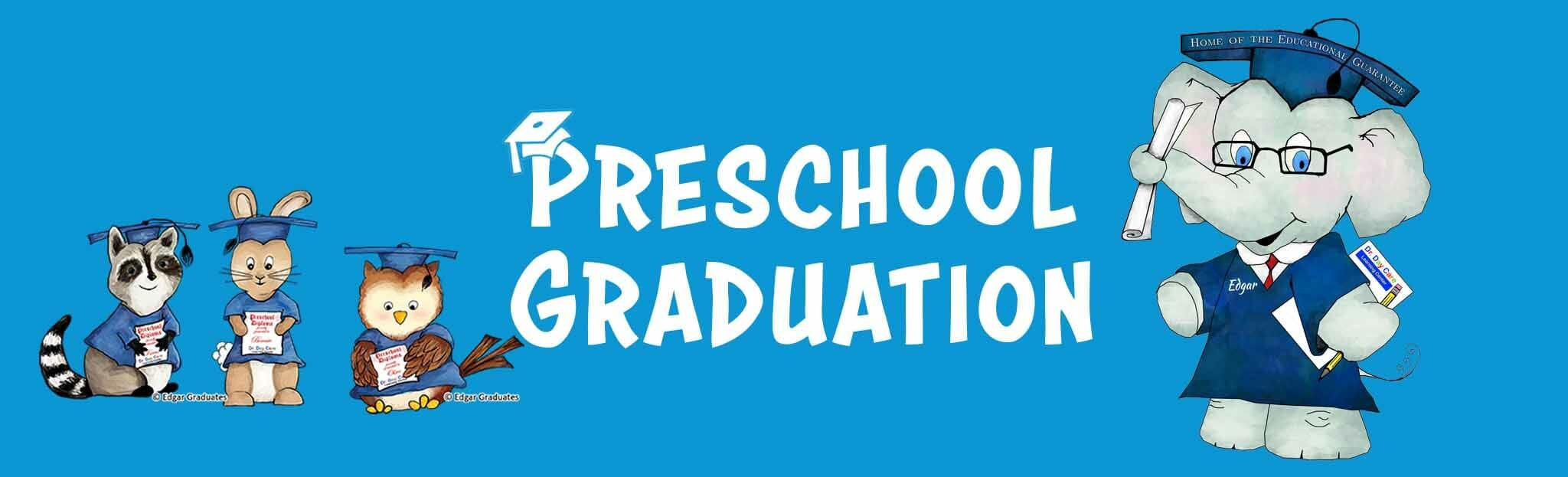 Virtual Preschool Graduations
