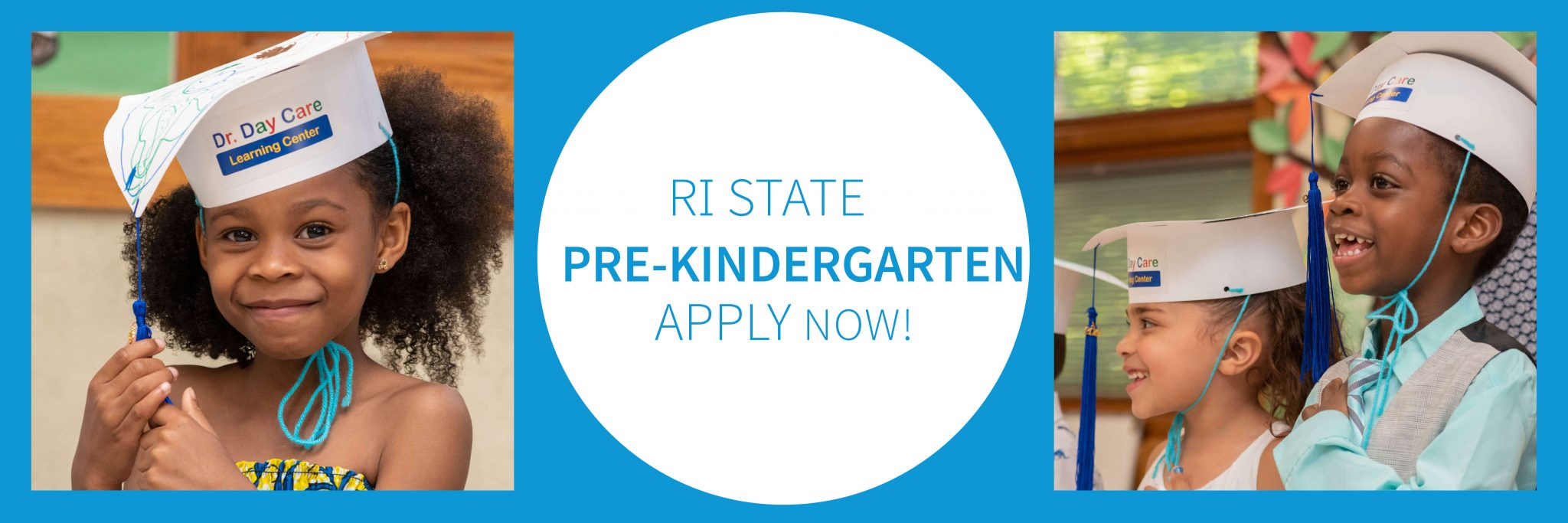 2021-2022 RI State Pre-K Lottery is open at Dr. Day Care