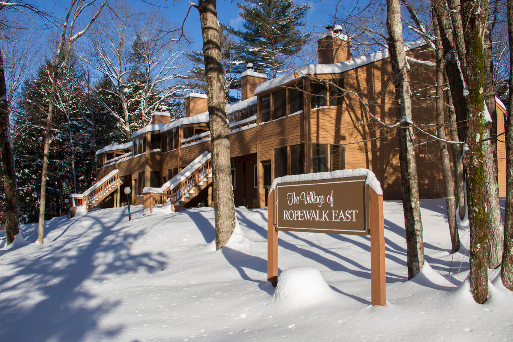 Contest for our employees: win a week vacation in the mountains of NH!